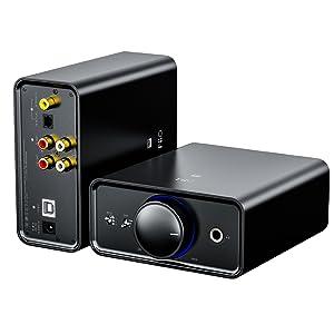 Fiio K5pro Desktop Kopfhörerverstärker Und Digital Analog Wandler Mit Einer Auflösung Bis Zu 32 Bit 768 Khz Elektronik