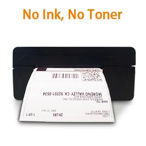 No Ink, No Toner, Saves A Lot Yearly