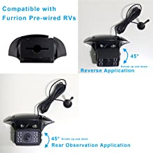 Compatible with Furrion Pre-wired RVs