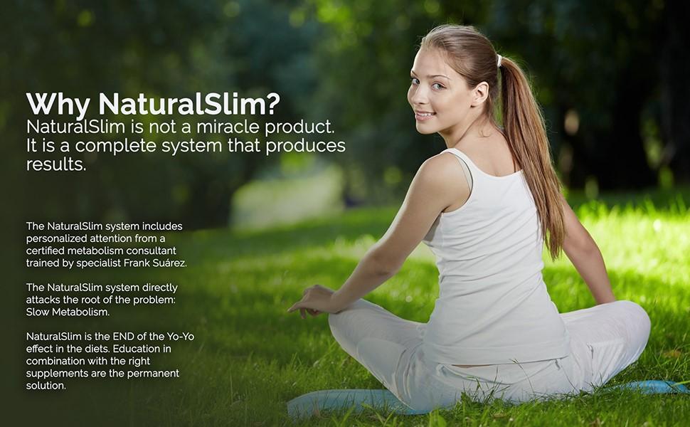 Why NaturalSlim