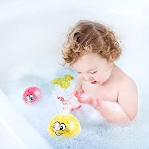Funy Bath Time