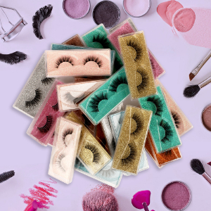 Newcally fake lashes