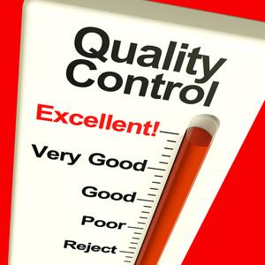 Quality Control Measure