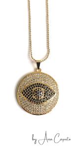 Evil Eye for Women Pendant Necklace