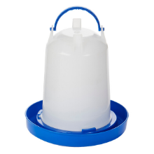 outside plastic dispenser coop duck food range farms feeder weatherproof treadle outdoor rainproof