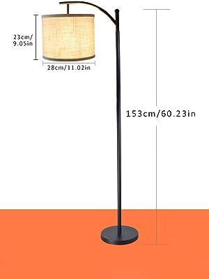 Dimension de lampadaire