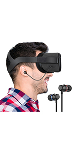 Silicone Ear Muffs for Oculus Quest
