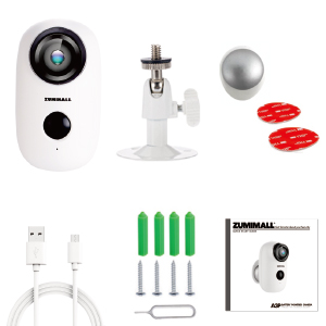 zumimall security camera