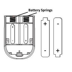 pulse oximeter battery