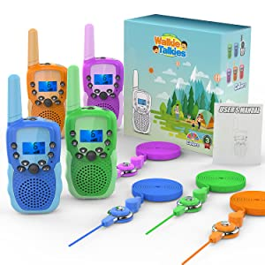 Boys Walkie Talkies
