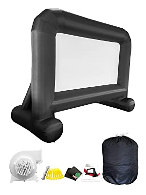 inflatable movie screen outdoor Comes fully packaged for maximum use