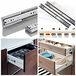 drawer slide application