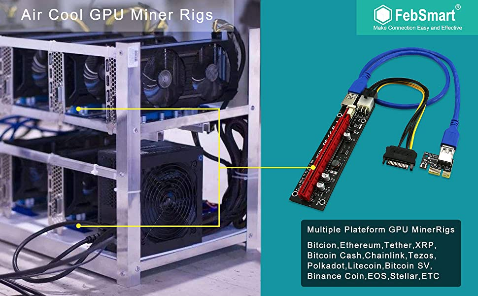 pcie risers gpu risers pcie extension cable pcie riser cables pcie x1 to x16 risers pcie graphic
