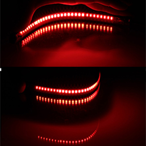 motorcycle led brake light