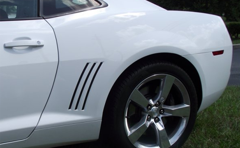 side body stripe decorative stickers