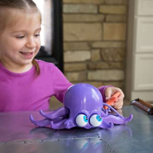 Fat Brain Toys Pull Along Pals - Inky