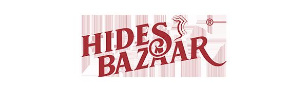 hides bazaar logo cowhide rug