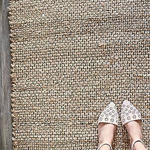 jute rug pattern