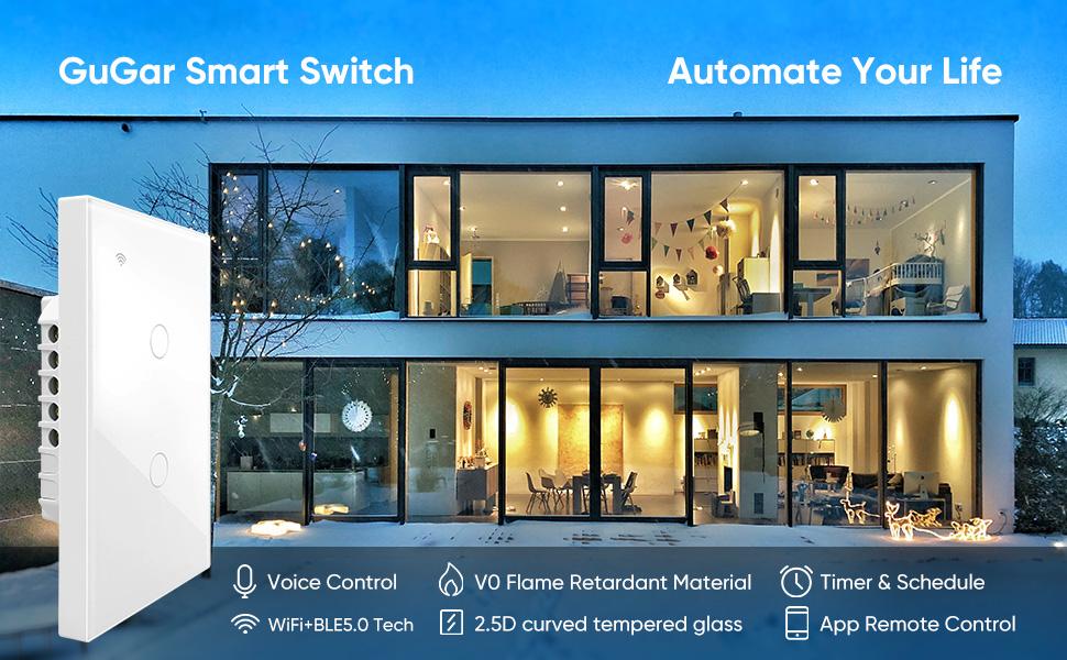 smart switch 2 gang