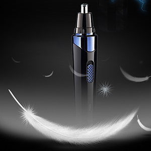 mens nose and ear hair trimmer