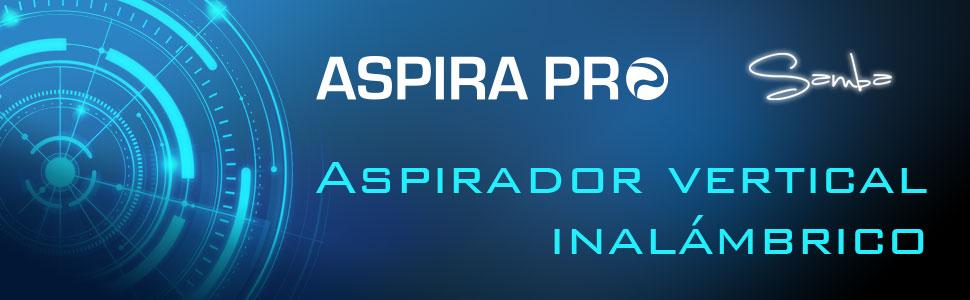aspirador, samba, aspirador vertical, inalámbrico