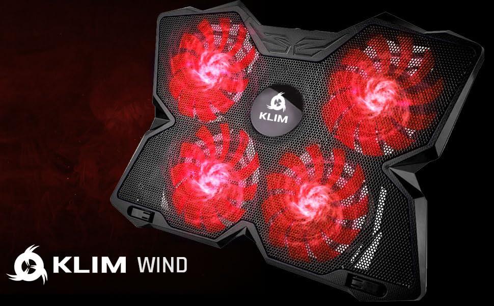 KLIM Wind Red main picture
