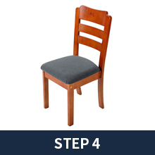 put it on the chair
