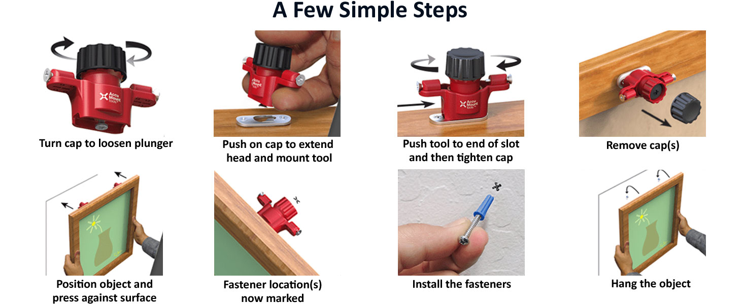 A Few Simple Steps
