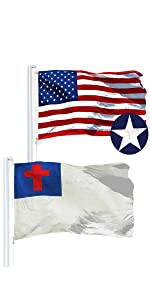 USA + Christian SS Combo