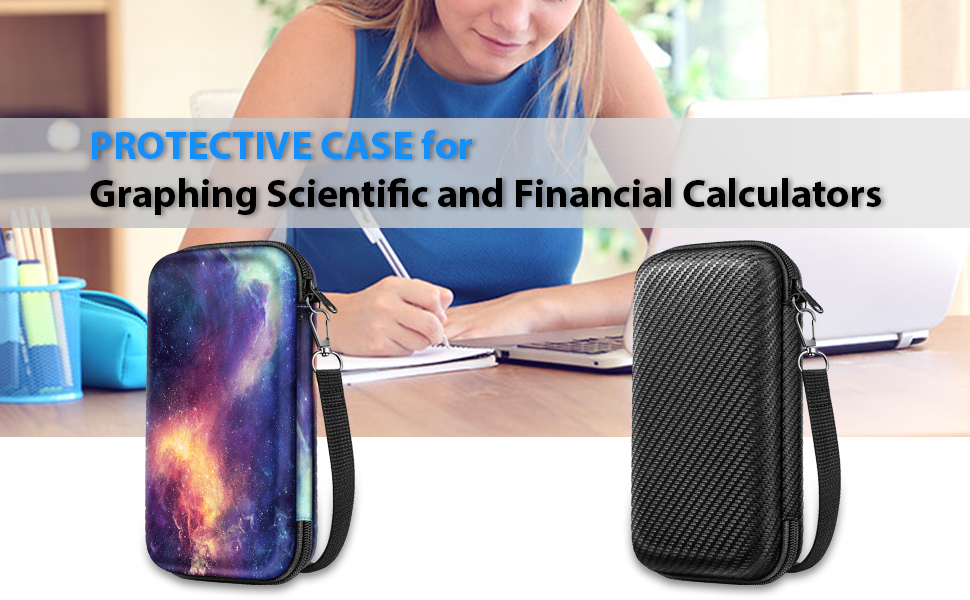 Calculator Carrying Case