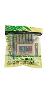King Palm King Size Palm Leaves Bulk 25 Pack