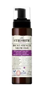 Curlsmith bouncy Strength Volume foam