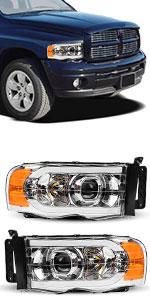 -Black 100W Halogen 2002 Dodge RAM 1500-3500 VANWAGON Post mount spotlight 6 inch Larson Electronics 1015P9I7IN4 Passenger side WITH install kit