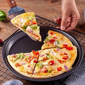 Sartén para pizza