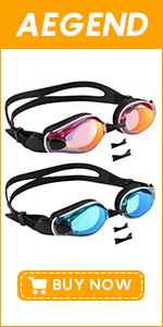 Adult Swim Goggles 2 Pack