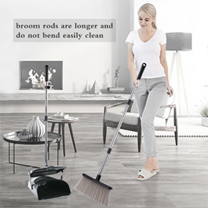 long broom not need bend down