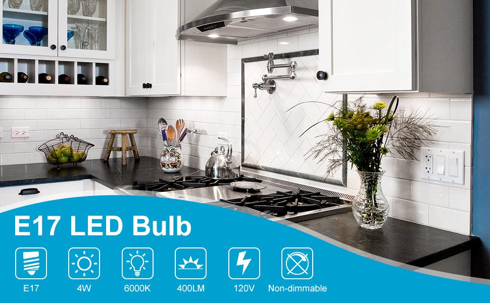 e17 microwave oven light bulb