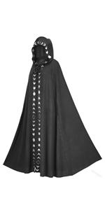 Full Length Hooded Robe