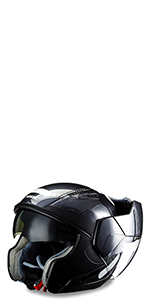 EOLE Casque Blaster X Modulable Noir ECE R 22.05