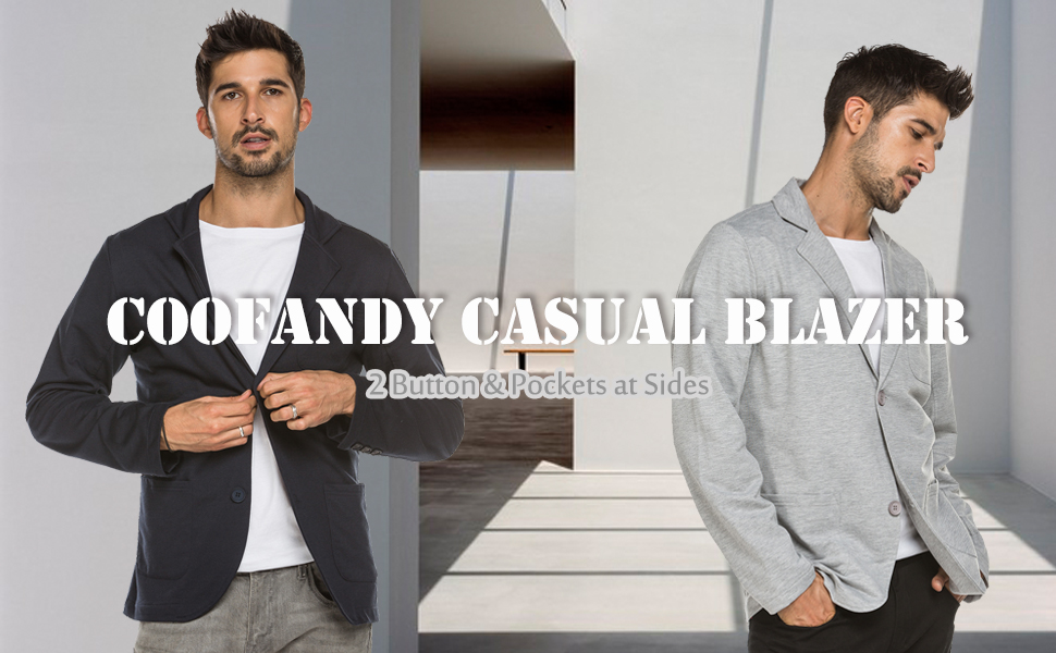coofandy blazer