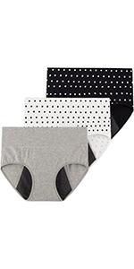 Postpartum underwear