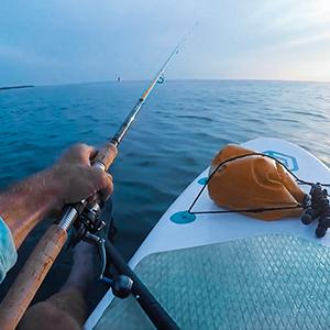 goosehill fishing sup board
