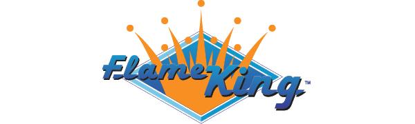 Flame King Logo