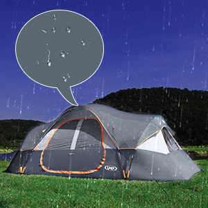 camping tent for 10 persons