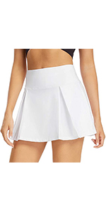 Athletic Skorts for Women Active Skirts with Shorts Pockets Running Yoga Workout Sports Tennis Golf