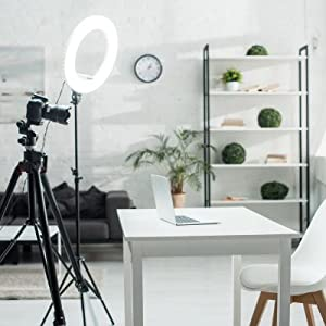 Carry bag, Ring Light, Vlogger, Youtube, Portable, Lightweight