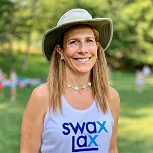 Laura Gump Founder SWAX LAX