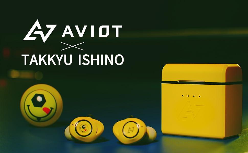 AVIOT × 石野卓球『TE-D01d mk2-TQ』