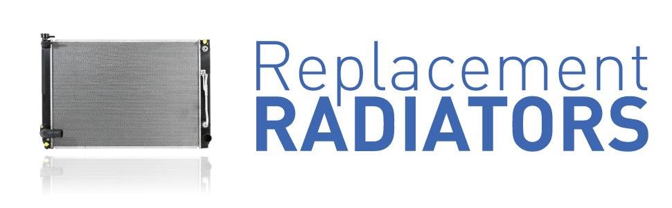 PBI Replacement Radiators