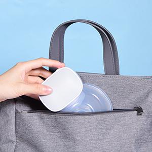 Momcozy Wearable BreaPortable Breastfeedingst Pump